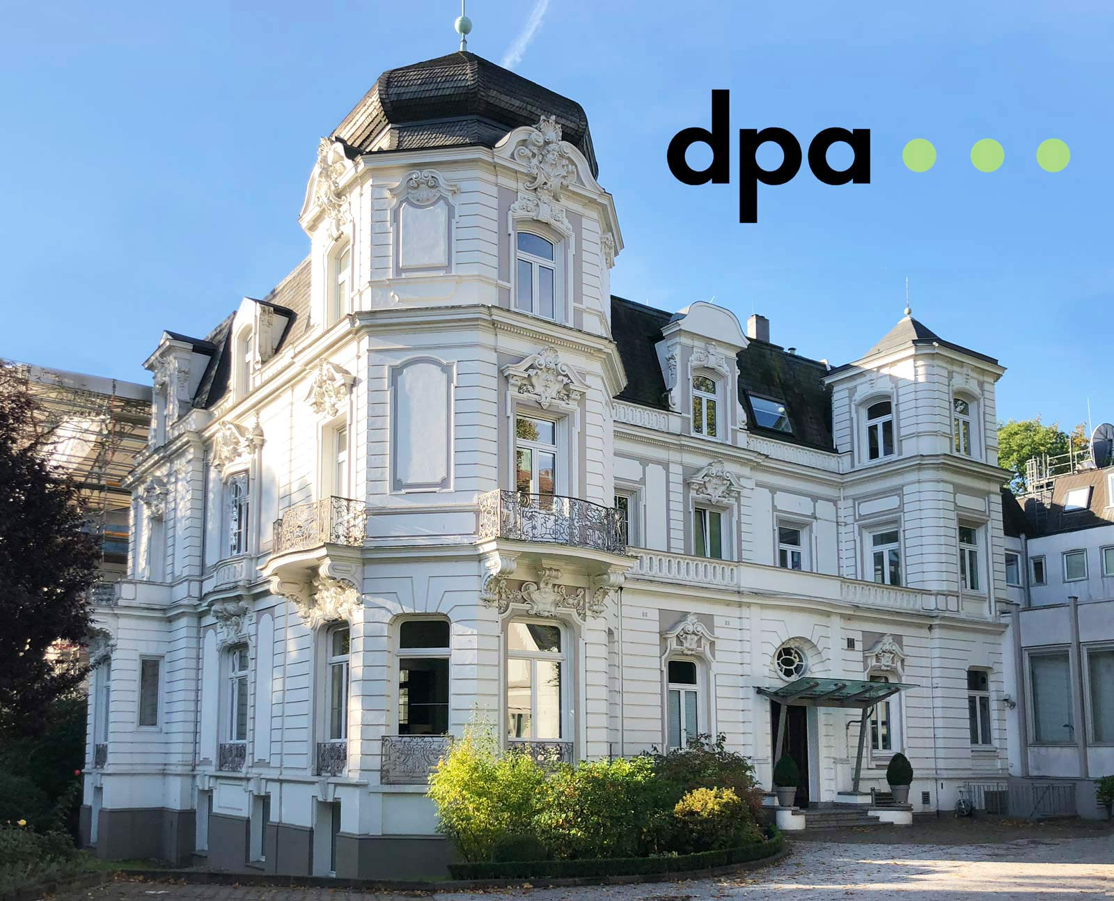dpa Hamburg Villa