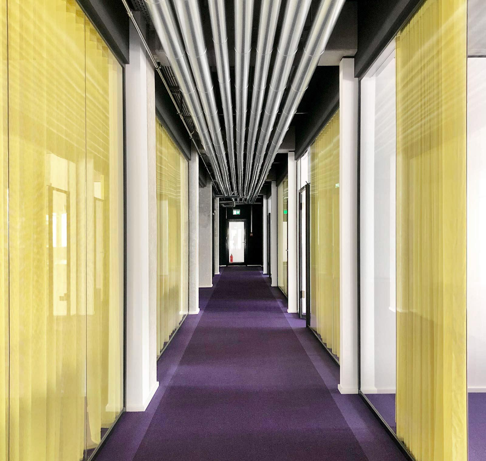 Komplementerfarbe, Office Design, Brand Space