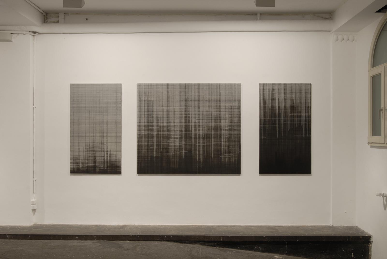 Westwerk Ausstellung Linienbilder