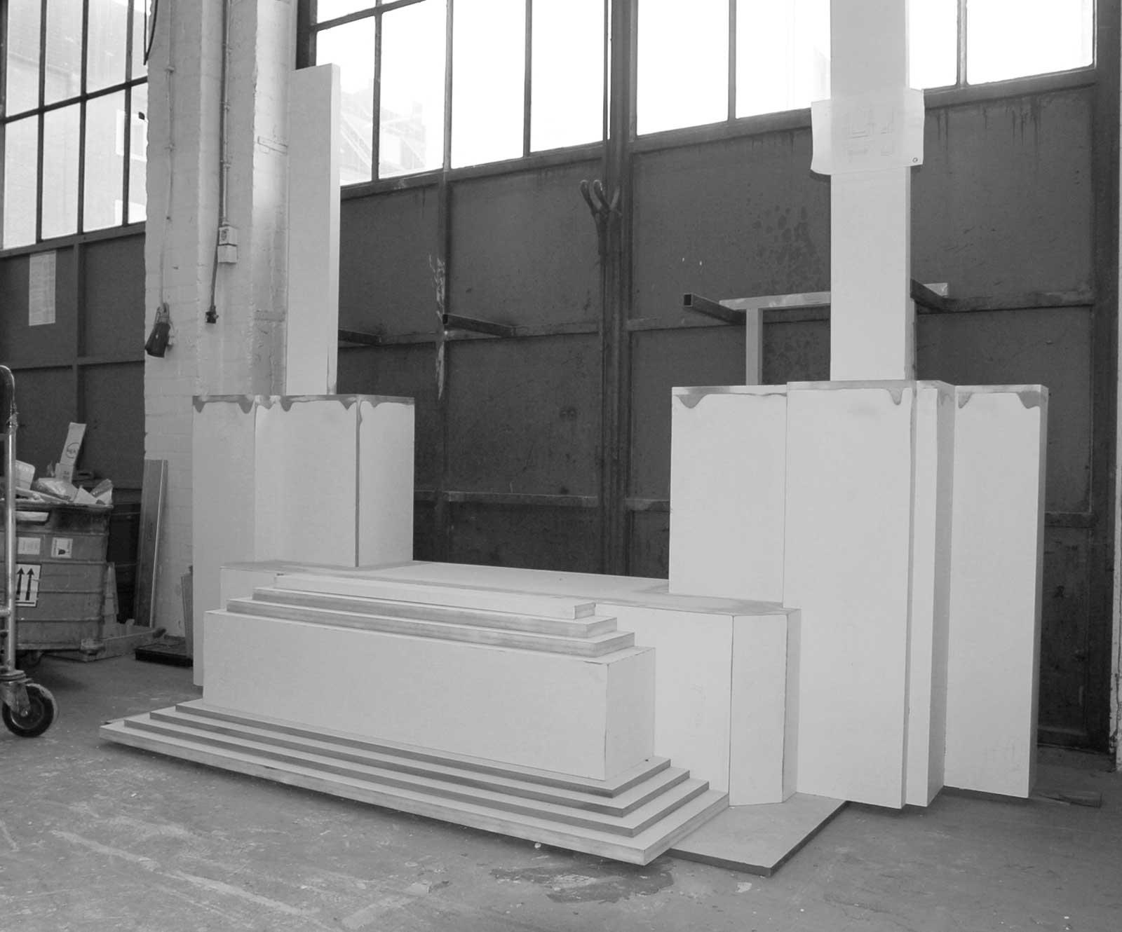 Altar Vorbau Werkstatt Effectiv Team